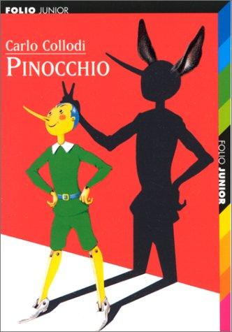 9782070518432: LES AVENTURES DE PINOCCHIO. Histoire d'un pantin