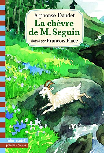 9782070518609: La Chevre De Monsieur Seguin (French Edition)