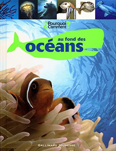 9782070518630: Au fond des océans