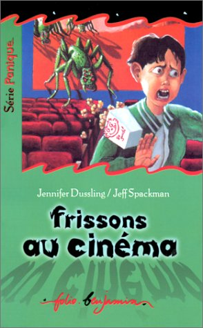 9782070518852: Frissons au cin�ma