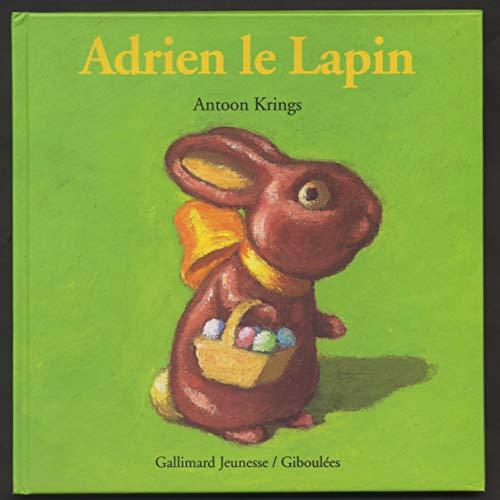 9782070519255: Adrien le Lapin