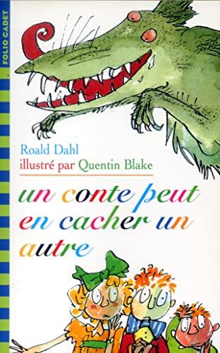 9782070520213: Dahl/UN Conte Peut En Cacher UN Au (French Edition)
