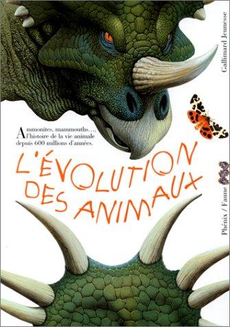 9782070521234: L'évolution des animaux