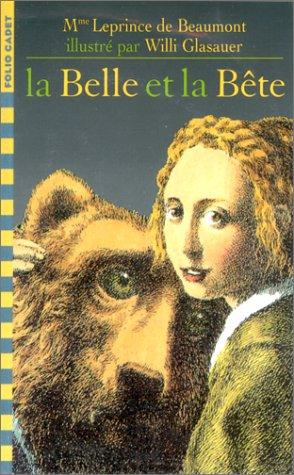 9782070522040: La Belle et la bête, livret et cassette audio