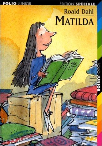 9782070522071: Matilda