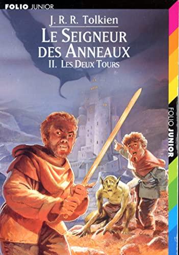 9782070522682: Le Seigneur des Anneaux, tome 2 : Les Deux Tours