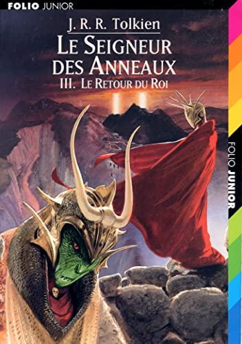 9782070522699: Le Seigneur des Anneaux, tome 3 : Le Retour du Roi