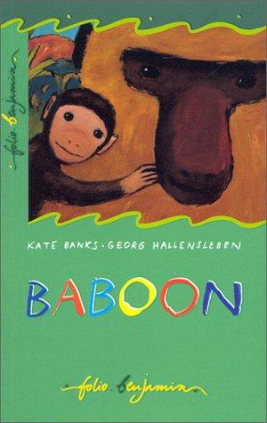 9782070524006: Baboon