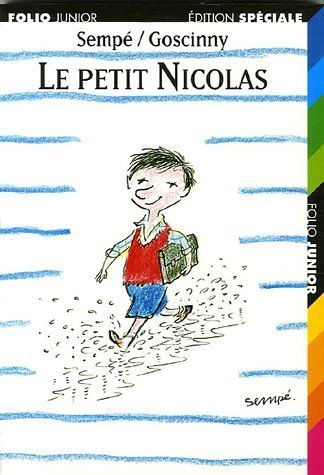 9782070524273: Le Petit Nicolas : (Folio Junior)