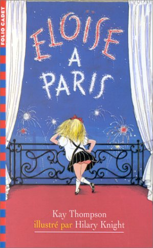9782070526253: Eloise a Paris/Eloise in Paris (French Edition)