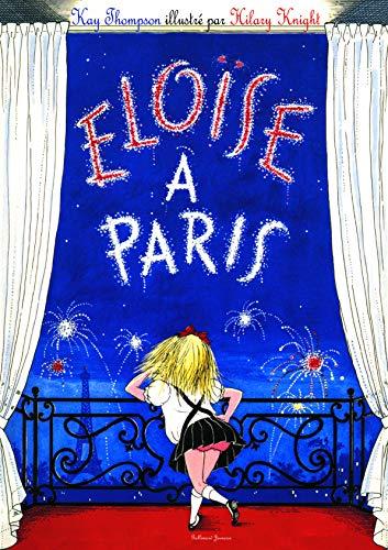 9782070526741: Eloise a Paris (Eloise in Paris) French Edition