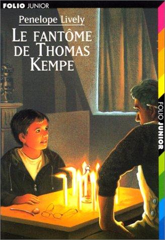 9782070527052: Le fantôme de Tomas Kempe