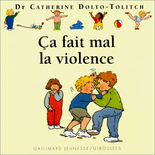9782070527113: Ca fait mal la violence