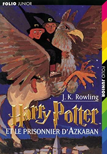 9782070528189: Harry Potter et le Prisonnier D'Azkaban (Book 3: French language edition)