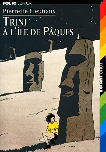 9782070528202: Trini à l'île de Pâques (Folio Junior)