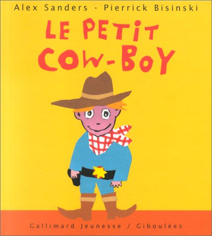 9782070528868: Le petit cow-boy (French Edition)