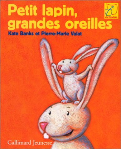 9782070529575: Petit lapin, grandes oreilles