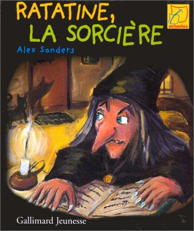 9782070529599: Ratatine, la sorcière