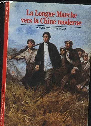 9782070530144: La Longue Marche vers la Chine moderne