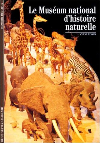 Le Muséum national d'histoire naturelle: Laissus, Yves