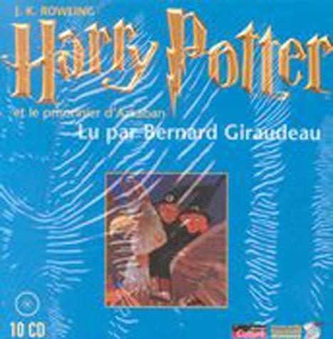 9782070535545: Harry Potter et le Prisonnier d'Azkaban CD