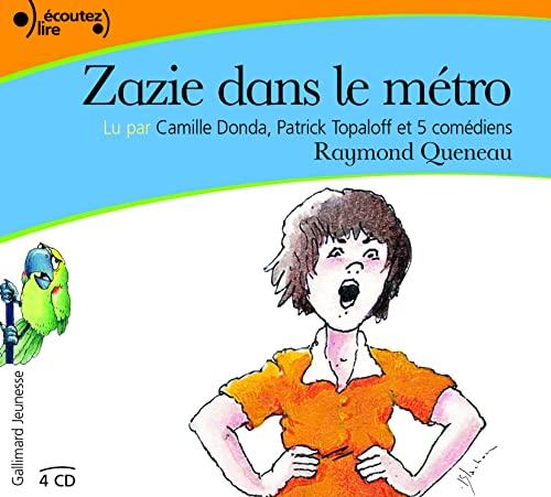 9782070535552: Zazie Dans le Métro CD