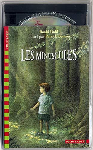 9782070535859: Les Minuscules (1 livre + 1 CD audio)