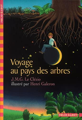9782070536658: Voyage Au Pays Des Arbres (Folio Cadet) (French Edition)