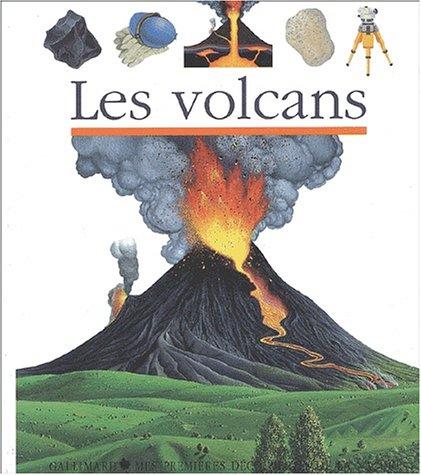 9782070538331: Mes Premieres Decouvertes: Les Volcans (French Edition)