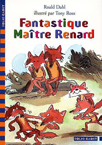 9782070538775: Fantastique Maître Renard