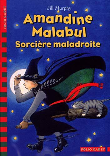 9782070538836: Amandine Malabul : Sorcière maladroite