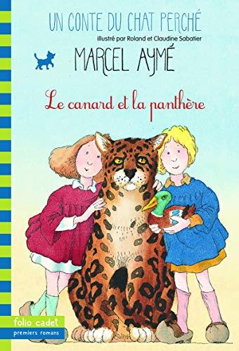 9782070538881: Le Canard Et La Panthere