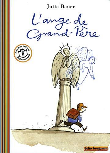 9782070539024: L'ange de Grand-Père