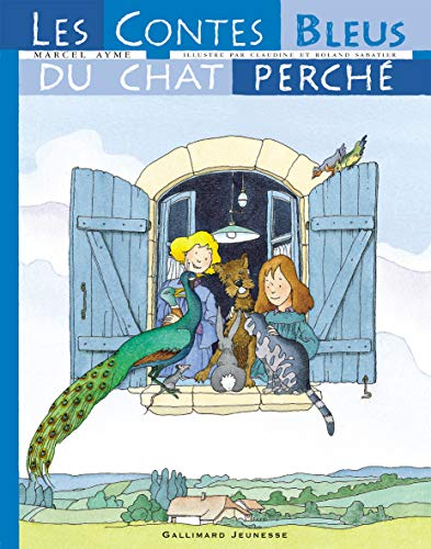 9782070539451: Les Contes bleus du chat perché