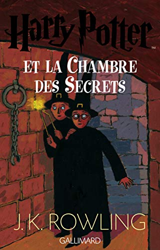 9782070541294: Harry Potter, tome 2 : Harry Potter et la Chambre des secrets