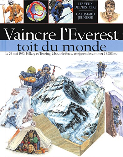 Victoire sur l'Everest (9782070541973) by Richard Platt