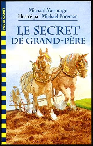 9782070542161: Le Secret de Grand-père