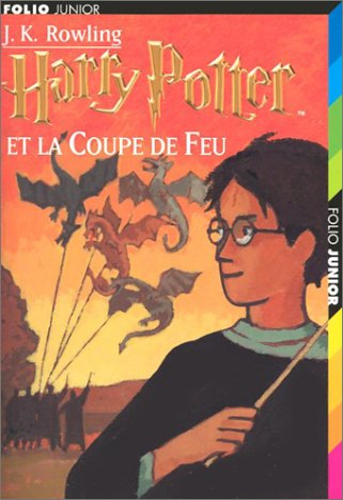 9782070543519: Harry potter et la coupe de feu (Folio Junior)
