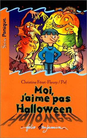 9782070543755: Moi j'aime pas Halloween