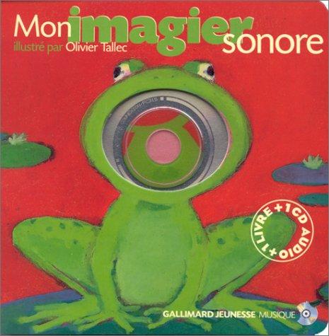 9782070543939 Mon Imagier Sonore 1 Livre 1 Cd Audio