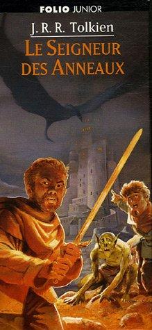 9782070544332: Le Seigneur des Anneaux, coffret de 3 volumes : La Communauté de l'Anneau - Les Deux Tours - Le Retour du roi