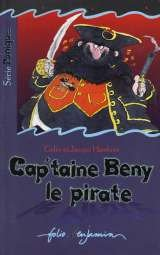 9782070544400: Cap'taine Beny le pirate