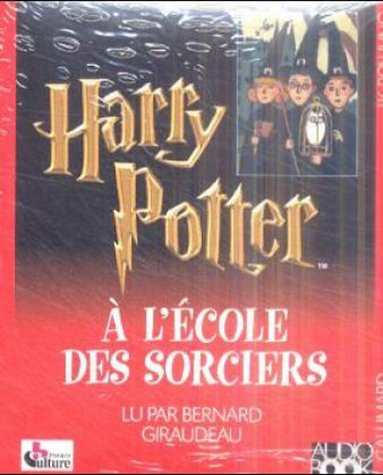 Harry Potter a L'Ecole des Sorcieres (French Edition) (2070544877) by J. K. Rowling
