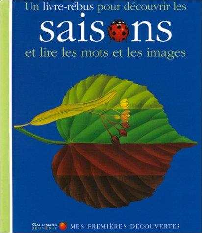 9782070546169: Les Saisons