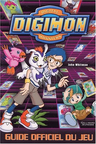 9782070546404: Digimon. Guide officiel du jeu