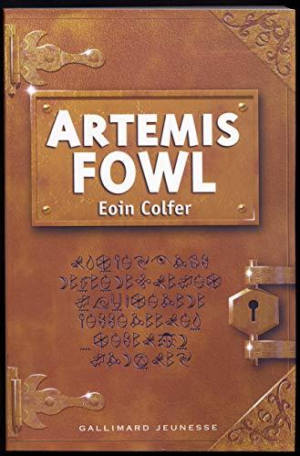 9782070546817: Artemis Fowl