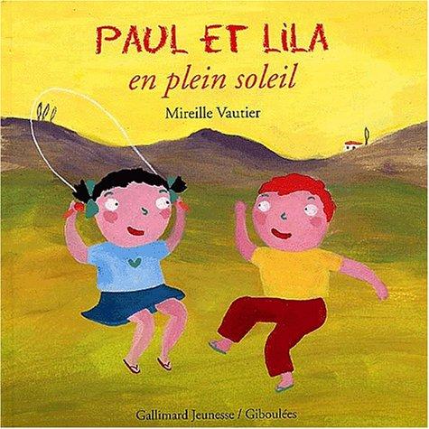 9782070547104: Paul et Lila en plein soleil
