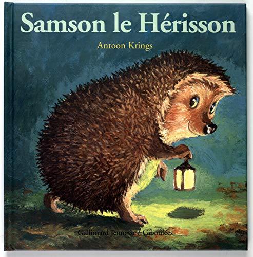 9782070547500: Samson le Hérisson (Les drôles de petites bêtes)