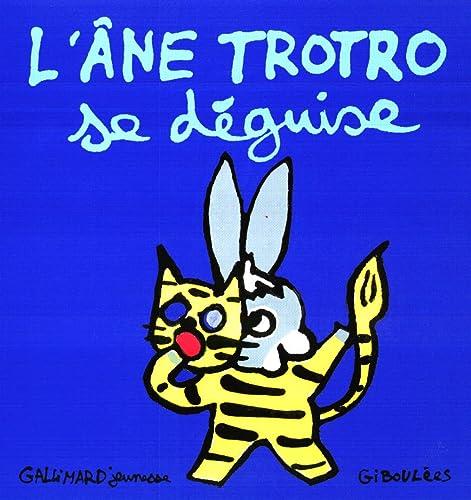 9782070547654: L'âne Trotro se déguise (French Edition)