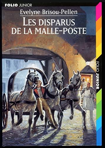 9782070547791: Les Disparus De LA Malle Poste (French Edition)